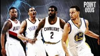 Top 10 NBA Point Guards 2017