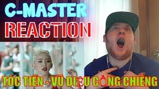 TÓC TIÊN - VŨ ĐIỆU CỒNG CHIÊNG ft.TeamV (OFFICIAL MV) REACTION! THOSE FACES THO!