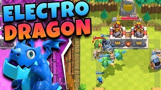 """NEW """"ELECTRO DRAGON"""" DECK - BEST VIDEO IN A YEAR!"""