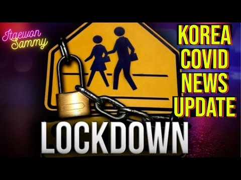 MY WEEKLY COVID UPDATE | VACCINE UPDATE IN KOREA AND THE FOURTH WAVE OF COVID 19 | KOREA ON LOCKDOWN