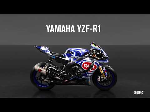 Uncover the 2020 version of the race-winning Yamaha YZF R1