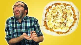 Irish People Taste Test Dessert Pizzas