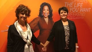 Oprah/ The Life You Want Tour/ Sisters on the Road!
