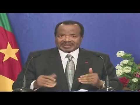 Discours de fin d'année 2014 du Chef de l'Etat