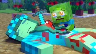 The minecraft life | Top 5 VERY SAD STORY 😥 | Minecraft animation