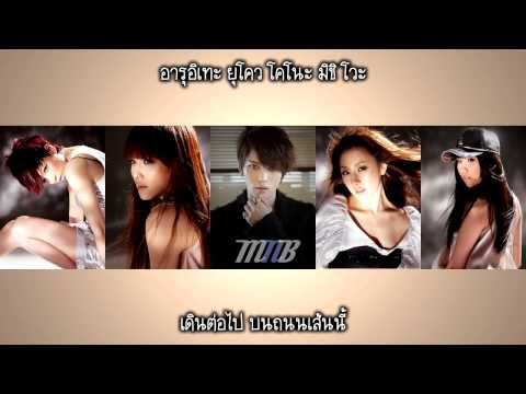 [MNB] 天上智喜 The Grace feat. Jejung - Just For One Day [THAI SUB]