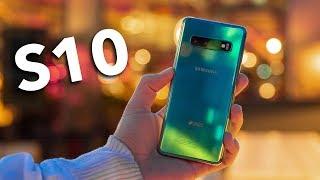 Samsung Galaxy S10 - Fazit nach drei Tagen im Alltag!