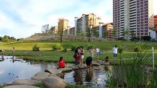 Đất nước Singapore - Thành phố trong vườn