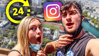 Instagram bestimmt unseren Tag in Paris!