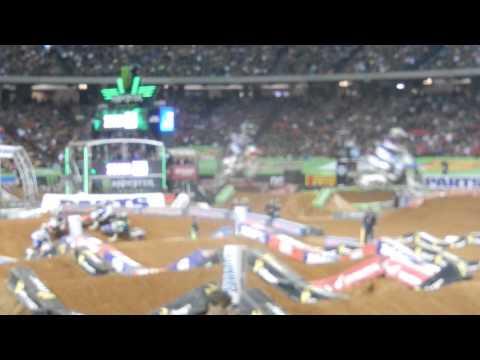 Atlanta SX 2014 250 Main Start