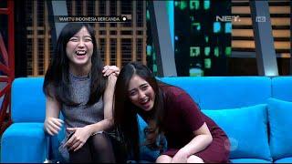 "Waktu Indonesia Bercanda - Cak Lontong Dance ""Aitakatta"", Sinka & Naomi JKT48 Ngakak"