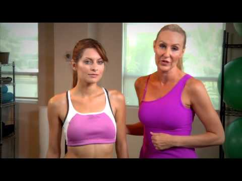 Heidi Klum on AOL with Andrea Orbeck -  A Solid Rack