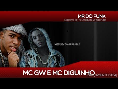 Baixar Mc GW e Mc Diguinho - Medley Da Putaria [DJ RM]