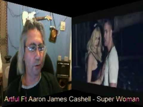 Artful Ft Aaron James Cashell on Fatsa Fatsa Show hosted By Kim Nicolaou - Super Woman