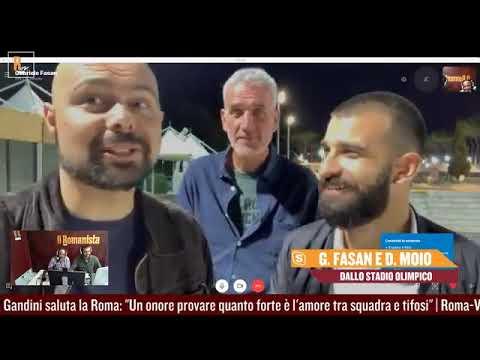 La prima diretta de Il Romanista Tv - Roma-Viktoria Plzen