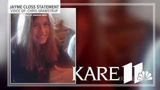 Jayme Closs' full statement at Jake Patterson's sentencing