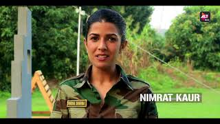 Nimrat Kaur on the sets | The Test Case | Streaming Early 2018