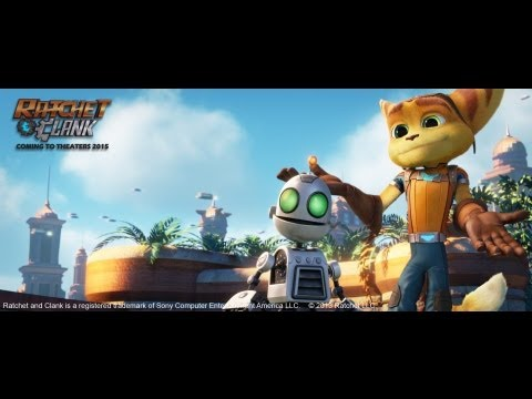 Official Announcement Teaser for the Ratchet and Clank Movie