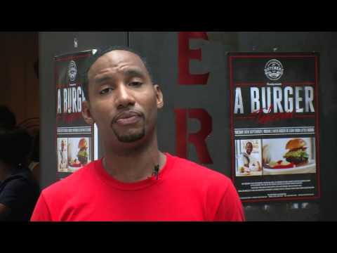 A Burger Takeover with Roger De Leon