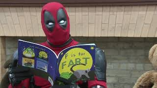 Storytime with Deadpool  F is for Fart