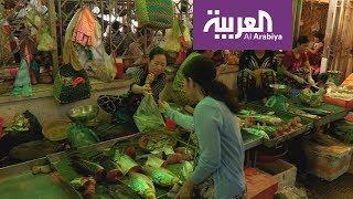 السياحة عبر العربية | جولة في أكبر أسواق آسيا     -