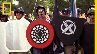 See the Sparks That Set Off Violence in Charlottesville | National Geographic