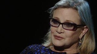 Star Wars UNCUT - Carrie Fisher on Episode VII The Force Awakens