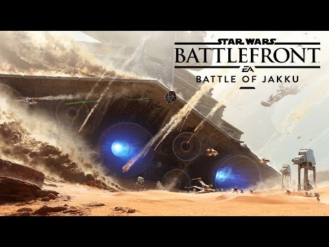 Star Wars Battlefront : La Bataille de Jakku Teaser - YouTube