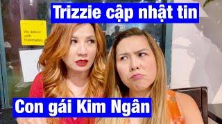 Con gái Kim Ngân đã hồi đáp , Trizzie Phương Trinh lên kế hoạch như thế nào cho cuộc hội  ngộ này?