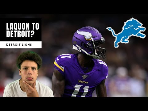 Lions Workout Laquon Treadwell! BREAKING NEWS: Detroit Lions Talk