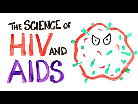 Video: The Science of HIV and AIDS from AIDS Walk hosts ASAP Science.