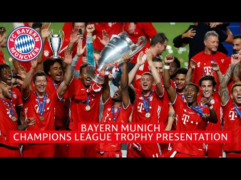 Bayern Munich lift their sixth Champions League trophy | UCL on CBS Sports