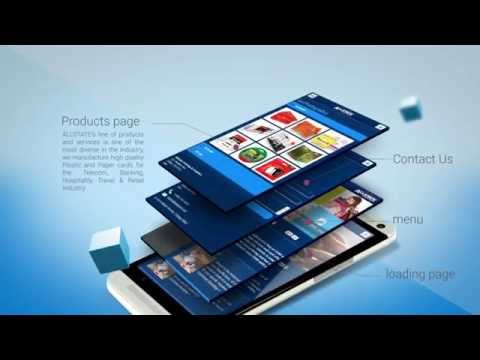 Allstate Card Printing Mobile Website