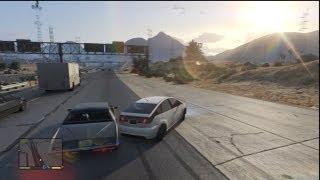 #GTA V Drifting تفحيط وهجوله قراند الجديد