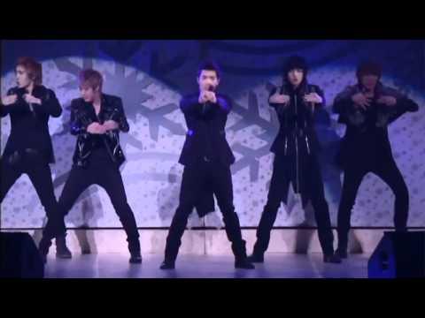 111225 MBLAQ - Oh Yeah ! + Y ( K-POP Festival X-Mas Edition ) 1/2