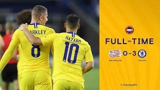 New England Revolution VS Chelsea 0 3 All goals Highlights HD