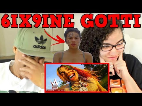 MY DAD REACTS 6IX9INE
