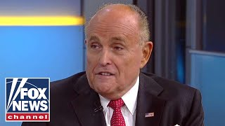 Giuliani fires back at Hillary Clinton's remarks on Mueller probe