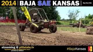 '2014 Baja SAE Kansas - Pittsburg State University