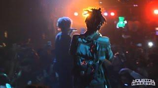 Lil Uzi Vert Performs Live Homecoming Performance