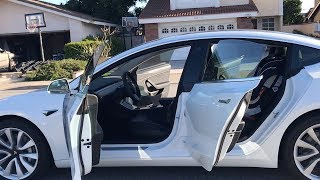 Watch Before you decide to Tint your Tesla Model 3