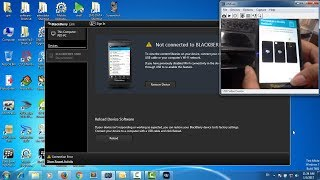 Flash Upgrade Blackberry Z3 STJ-100-1/2 BB 10 OS | Fix BB