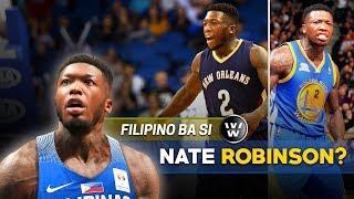 Nate Robinson, May Lahi ba talagang FILIPINO?