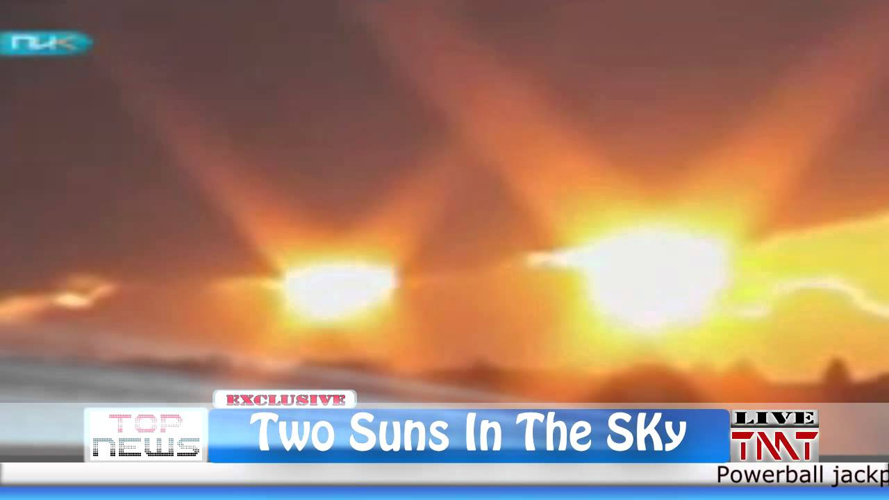 Shocking: 2 Suns! Nibiru - Planet X - Elenin A.k.a ...