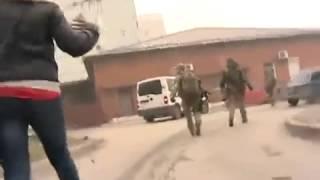 Американский наёмник в Мариуполе после обстрела