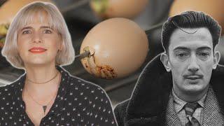 We Tried Salvador Dali's Strange Egg Recipe