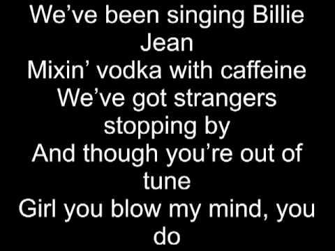 James Blunt - Stay the Night mit Lyrics