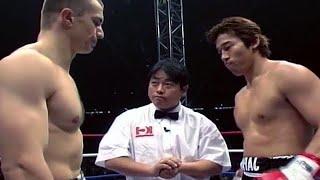 Mirko CRO COP Filipovic (Croatia) vs Musashi (Japan) | KNOCKOUT, Fight HD