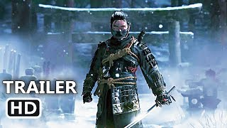 PS4 - Ghost of Tsushima Trailer (2018)