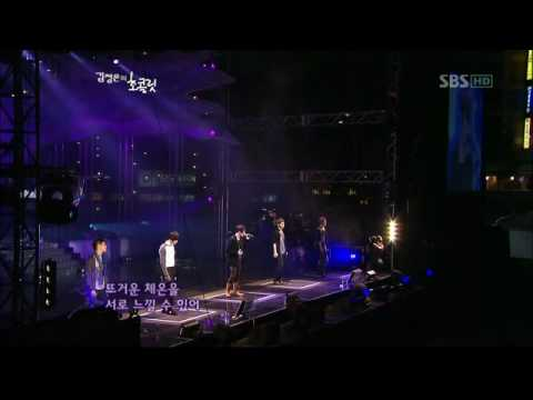 Love In The Ice @ Chocolate [Live 2008.10.02]-동방신기
